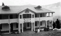 Sangde Ghatsal Sanatorium named after Sangay Dekki  and presently Paediatric ward of STNM Hospital - 1957.